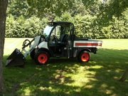 2003 Bobcat Toolcat 5600 Utility Work Vehicle