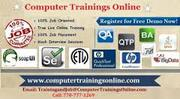 Dot Net Online Training with Job  Assistance