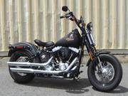 2010 - Harley-Davidson Cross Bones FLSTSB Black