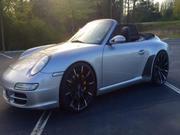 2005 Porsche 911 Porsche 911 Carrera Cabriolet
