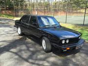 1988 BMW m BMW M5 Base Sedan 4-Door