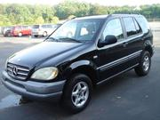 1999 MERCEDES-BENZ Mercedes-Benz M-Class LEATHER