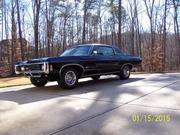 1969 CHEVROLET Chevrolet Impala Custom 2 door hardtop