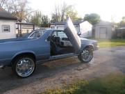 1984 chevrolet Chevrolet El Camino PK