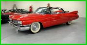 1959 Cadillac Other SERIES 62 CONVERTIBLE CADILLAC