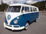 1966 Volkswagen BusVanagon
