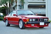 1987 BMW M6 SUPER CLEAN