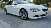 2010 BMW 6-SeriesBase Convertible 2-Door