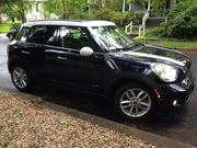 2013 Mini Countryman Cooper S All 4