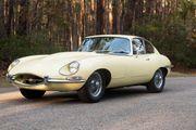 1968 Jaguar E-Type Fixed Head Coupe (FHC)