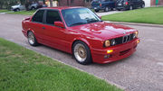1991 BMW 3-Series 261 miles