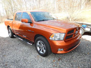 2010 Dodge Ram 1500 Sport Crew Cab Pickup 4-Door
