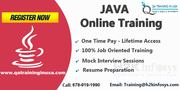 Java Online Training by QA Training in USA