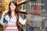 Java Online Training and Placement Assistance By H2kinfosys