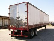 1998 Dorsey Curtainside Curtain Side  trailer for sale